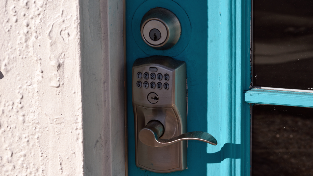 high-security locks by locksmith bellaire
