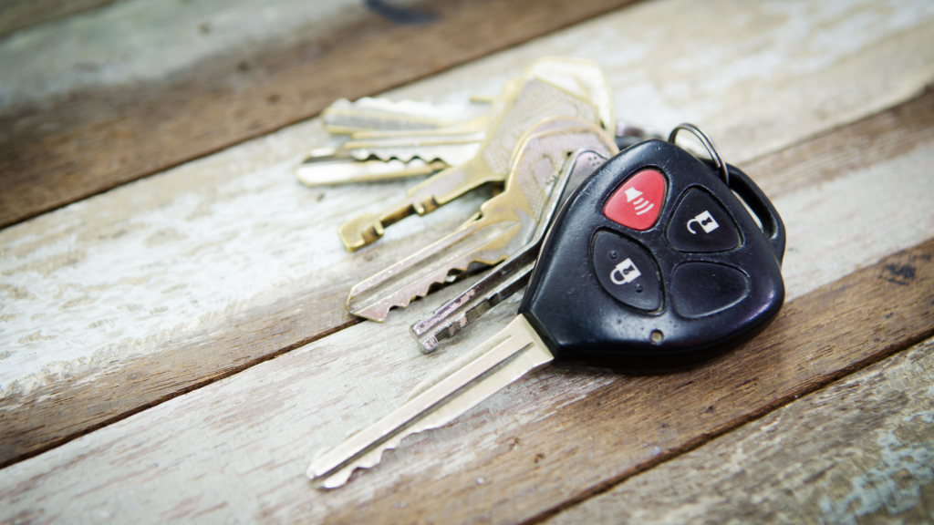 Houston car locksmith can replace remote head keys
